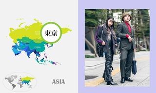五月日本时尚街拍(三)