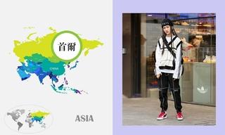 五月韩国时尚街拍(三)