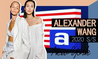 Alexander Wang:致敬90S设计师(2020春夏)