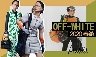 Off-White:户外潜水的女性(2020春游)