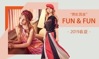 Fun & Fun - 霓虹國度(2019春夏)