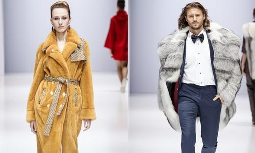 2019/20秋冬[Crimean Fur Factory]莫斯科時裝發布會