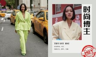 造型更新—Tiffany Hsu