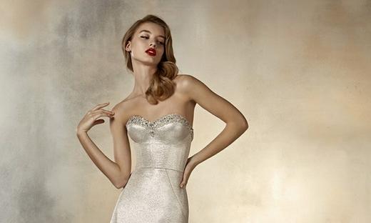2020秋冬婚紗[Atelier Pronovias]紐約時裝發布會