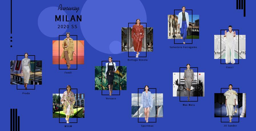米蘭:品牌推薦(2020春夏)