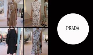 Prada - 2020春夏订货会(10.12) - 2020春夏订货会