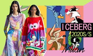 Iceberg:美人鱼的冒险精神(2020春夏)