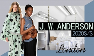 J.W.Anderson:未来中世纪之旅(2020春夏)