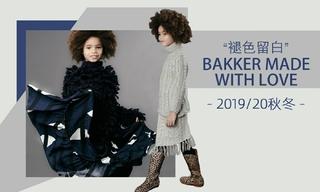 Bakker Made With Love - 褪色留白(2019/20秋冬)