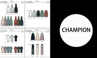 Champion -2020/21秋冬訂貨會(1.16)