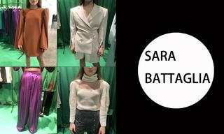 Sara Battaglia -2020/21秋冬訂貨會(1.15)