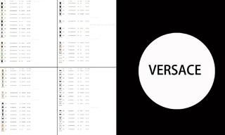 Versace -2020/21秋冬訂貨會(3.11)