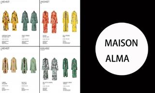 Maison Alma-2020/21秋冬订货会(3.13)