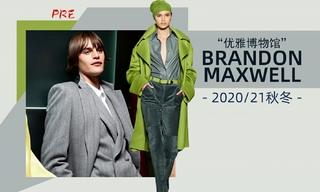 Brandon Maxwell - 優雅博物館(2020/21秋冬預售款)
