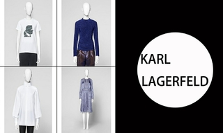 Karl Lagerfeld -2021春夏订货会(5.20)