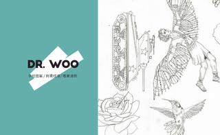 藝術家推薦:Sacai x Doctor Woo