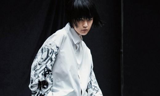 2020/21秋冬[B Yohji Yamamoto]东京时装发布会