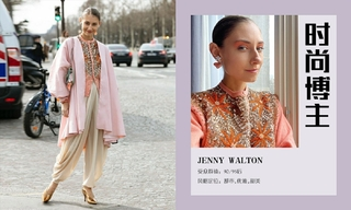造型更新—Jenny Walton