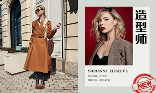 都市丽人—Marianna Eliseeva