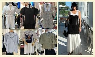 【韩国东大门】蕾丝领|门襟艺术|马德拉刺绣