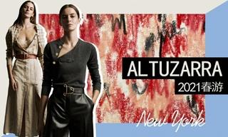 Altuzarra:自信的现代女性(2021春游)