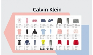 Calvin Klein - 2021/22秋冬订货会-1