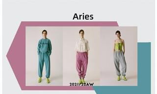 Aries - 2021/22秋冬订货会