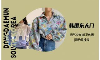 【韓國東大門】早春適合衛衣控的元氣選擇款(細節&色彩)分析