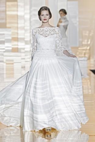 2015春夏婚紗[Miquel Suay]巴塞羅那時裝發布會