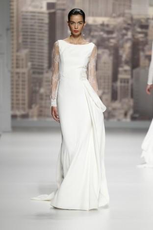 2015春夏婚紗[Rosa Clara]巴塞羅那時裝發布會